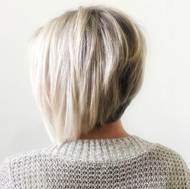 Modne Fryzury Asymetryczne 2018 Wp Kobieta