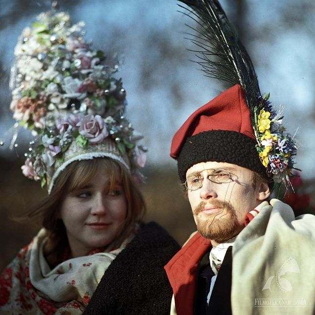 Wesele 1972 Andrzej Wajda Top 10 Najlepsze Filmy Wp Film