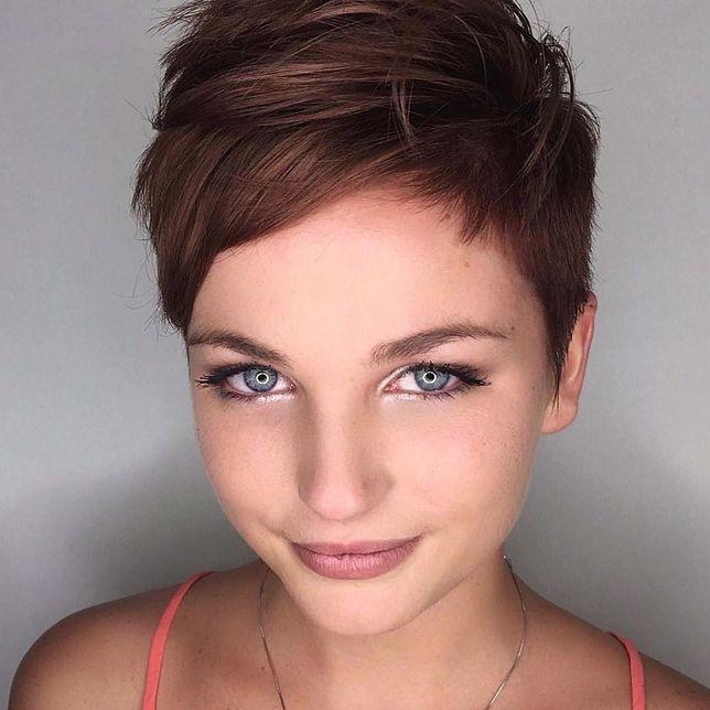 Jak Dobrać Fryzurę Do Okrągłej Twarzy Wp Kobieta