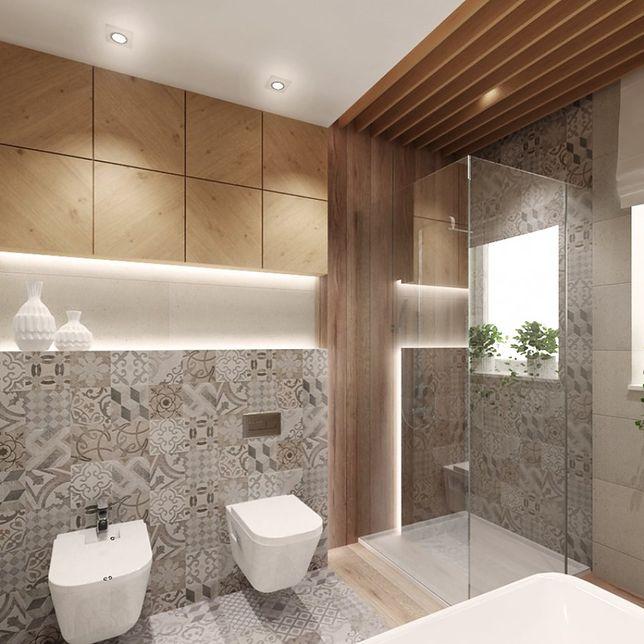 Płytki Ceramiczne Które Podbijają łazienki Trendy Z