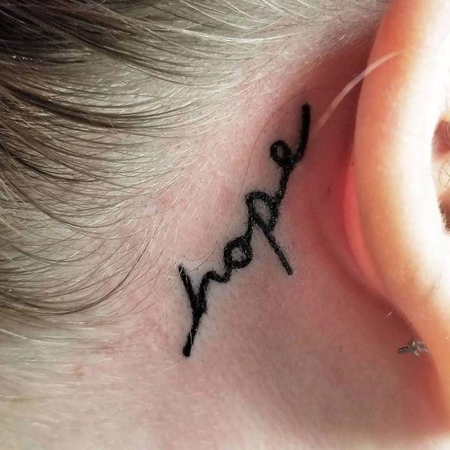 Tatuaż Serce Trójkąt Czy Księżyc Popularne Kształty W