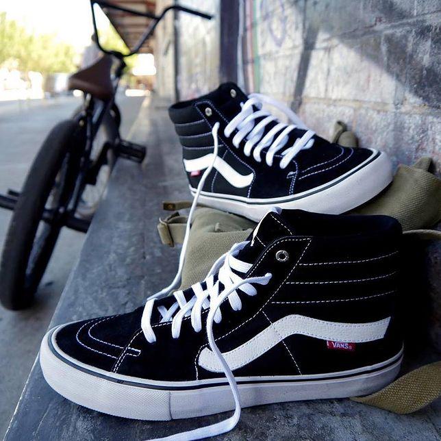 przedstawianie Stany Zjednoczone sprzedaż obuwia Vans - początki, historia, modele, sklep - WP Kobieta