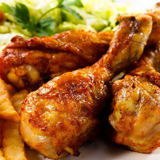 Palki Z Kurczaka W Miodzie I Sosie Sojowym Pyszny Obiad Dla Calej