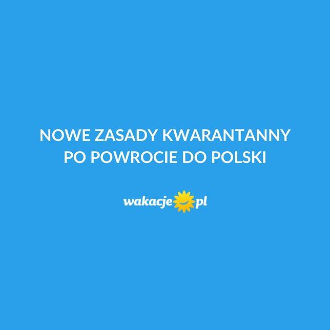 Jesteś ozdrowieńcem? Możesz zostać zwolniony z kwarantanny po powrocie do Polski