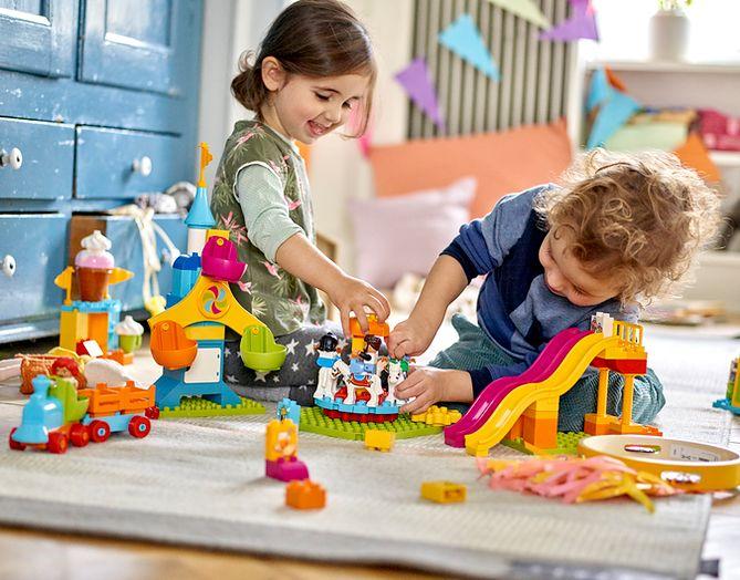 Oddaj Się Niekończącej Zabawie W Krainie Lego Duplo Wp Parenting