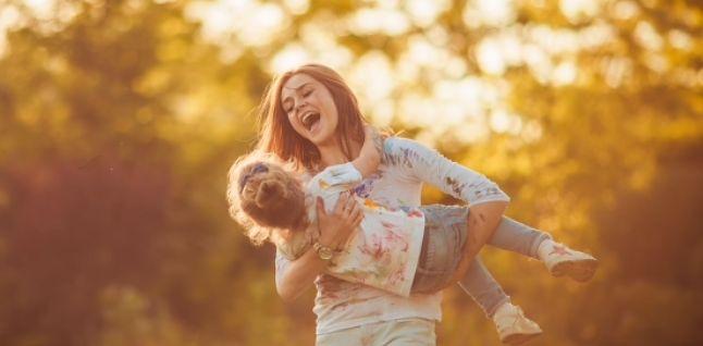 wady randki z samotną mamą