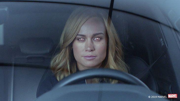 W rolę Kapitan Marvel ponownie wciela się Brie Larson