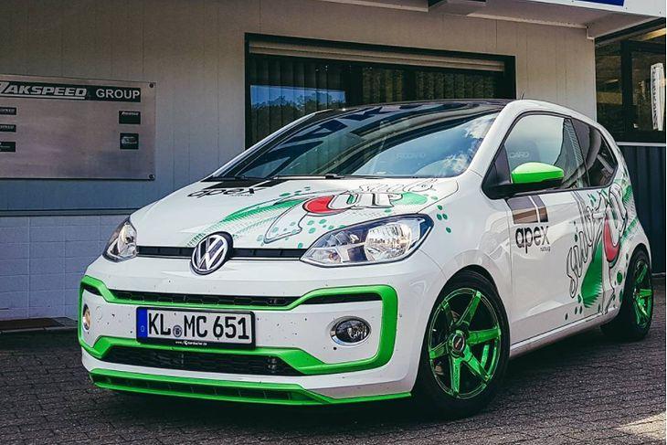 Sub 7Up, zmodyfikowany Volkswagen Up!
