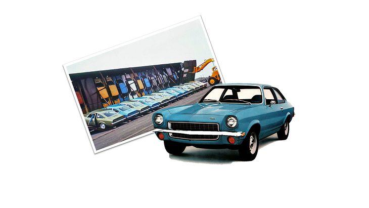 Vega miała być hitem, a okazała się wielkim problemem dla Chevroleta.