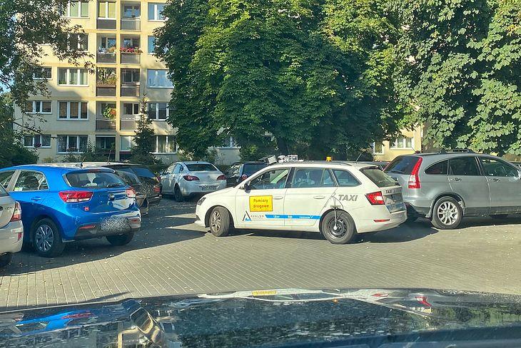 Škoda patroluje dwie dzielnice