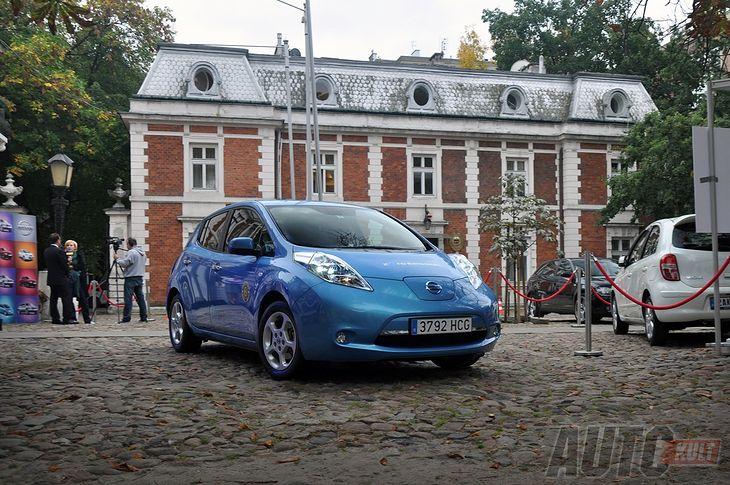 Nissan Leaf to najbardziej uniwersalny elektryk do 50 tys. zł