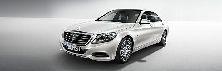 Mercedes-Benz klasy S Edition 1