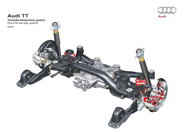 Audi rs4 avant b5 technische daten