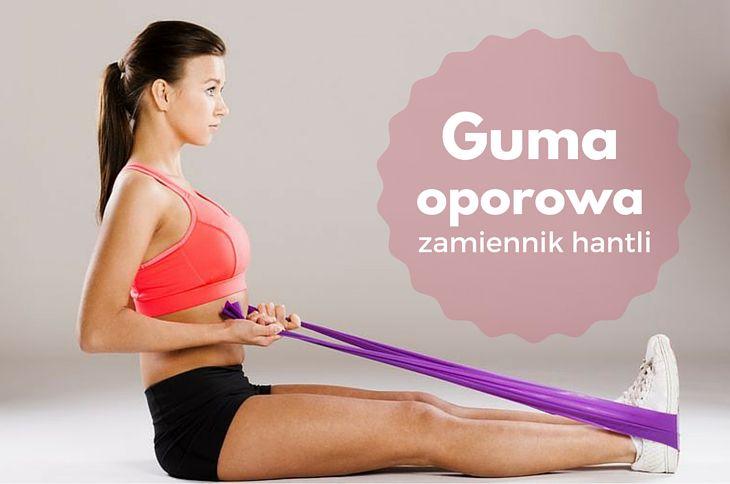 Jak ćwiczyć z gumą oporową | Fitness