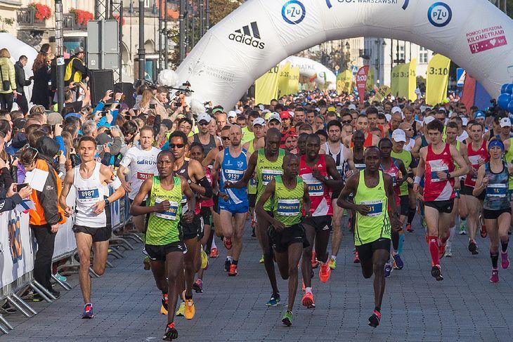 38. edycja Maratonu Warszawskiego (2016 rok)