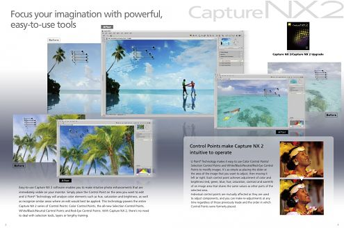 Nikon Capture NX 2.2.4