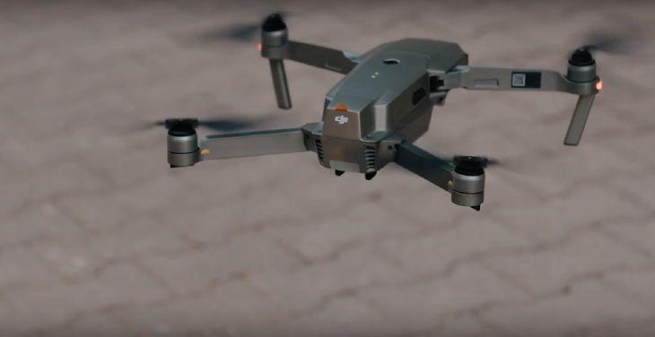 USA. Operatorowi drona grozi więzienie i 250 tys. dol. kary. Wszystko przez niebezpieczną operację w powietrzu