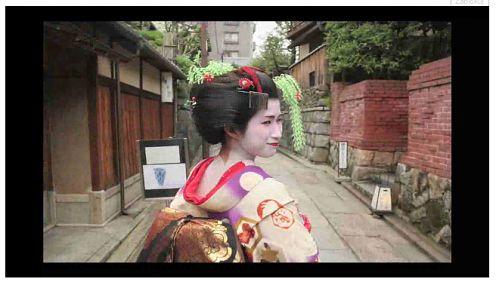 Krótka wycieczka do Japoni nagrana Canonem 20D