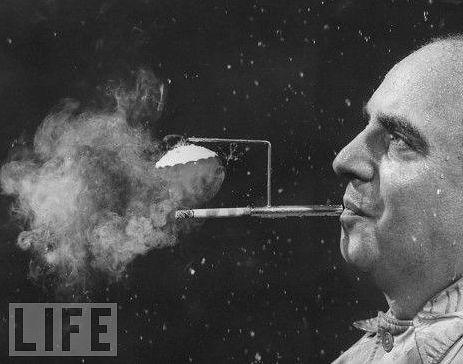 Parasolka na papierosa