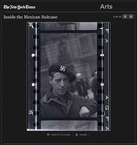 Galeria zaginionych zdjęć legendy fotoreportażu - Roberta Capy