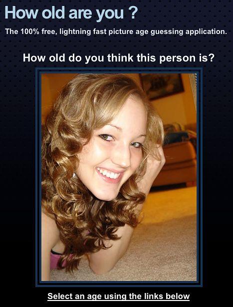 Niech inni ocenią ile masz lat