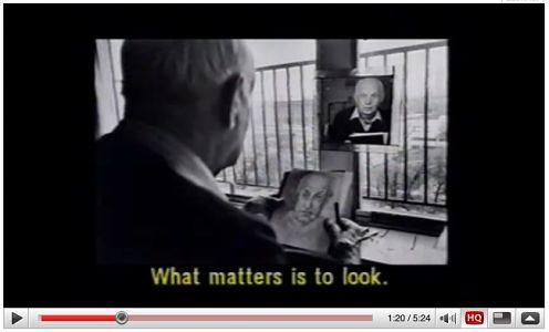 "Henri Cartier-Bresson - ""Just Plain Love?"