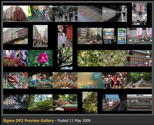 Przykładowe zdjęcia z Sigmy DP2