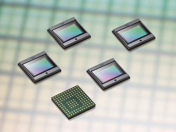 Samsung prezentuje nowe matryce BSI CMOS 16 Mpix