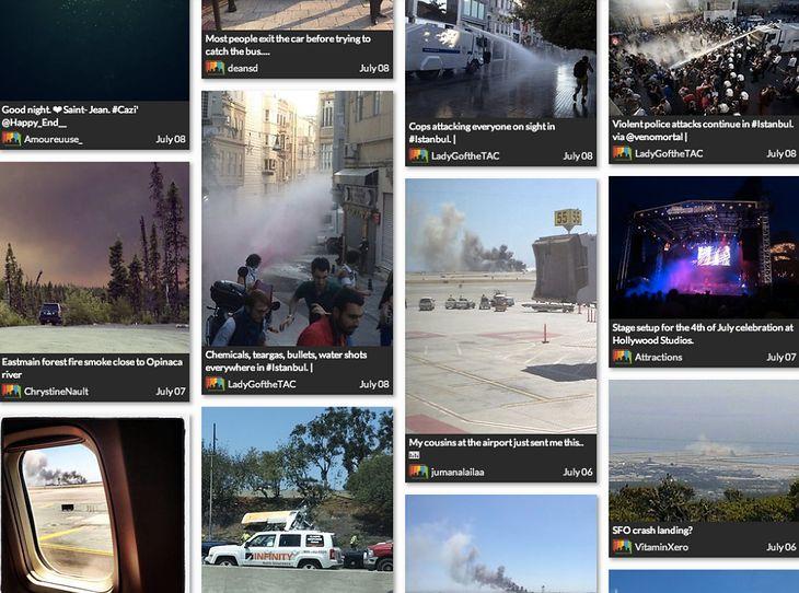 CrowdMedia - zrzut ekranu