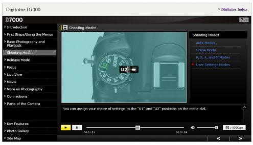Nikon Digitutor: tutaj nauczysz się posługiwać swoim Nikonem