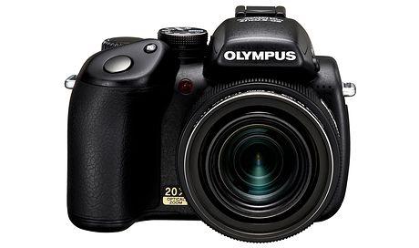 Olympus SP-570 UZ - przód