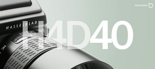 Hasselblad H4D-40 - premiera 10 lutego 2010 r.