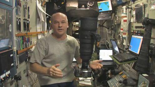 Nietypowe wykorzystanie Nikonów w kosmosie