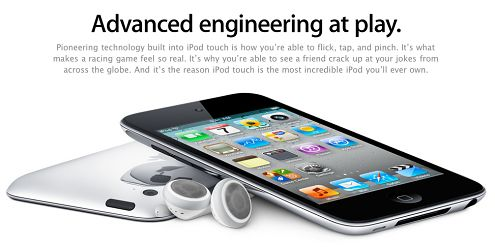 Wpadka grafików Apple przy reklamie nowych iPodów?