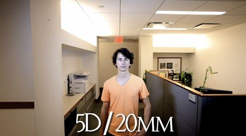 Canon 5D vs Canon 7D, czyli porównanie pełnej klatki z matrycą APS-C