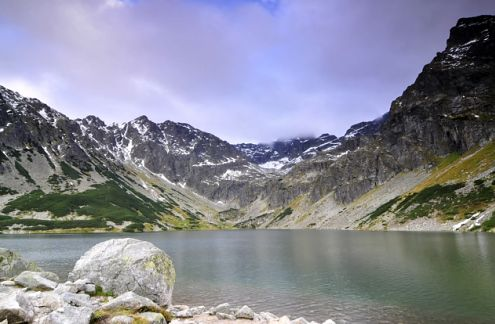 Polski time-lapse z pięknych Tatr
