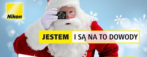 ?JESTEM I SĄ NA TO DOWODY? - świąteczna promocja Nikona