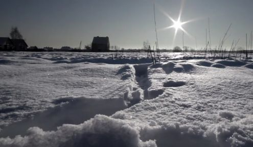 """""""Nie time lapse"""" film o polskiej zimie"""