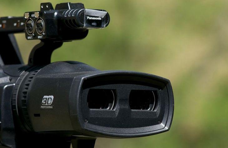 Kamera Panasonic AG-3D - pionier w dziedzinie konsumenckich urządzeń 3D