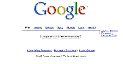 google-home-page