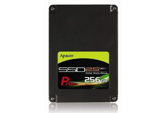 Apacer Pro II SSD