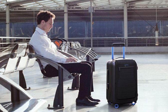 b39e5de6c67c2 Bluesmart - walizka, której nikt nie ukradnie! Nie zapłacisz też za  nadbagaż   Gadżetomania.pl