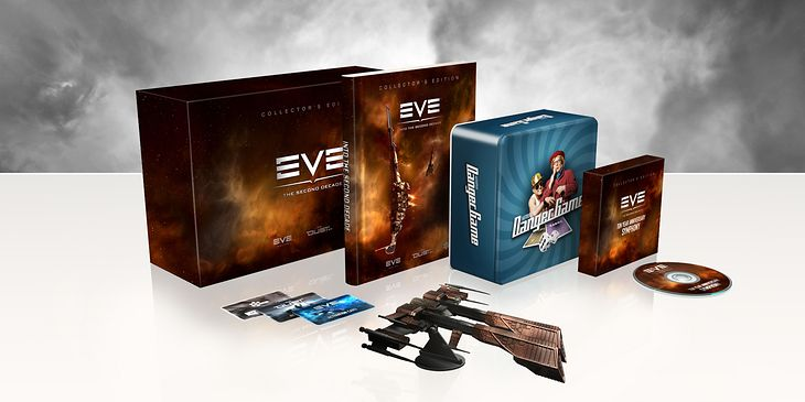 Edycja kolekcjonerska EVE Online, CCP Games