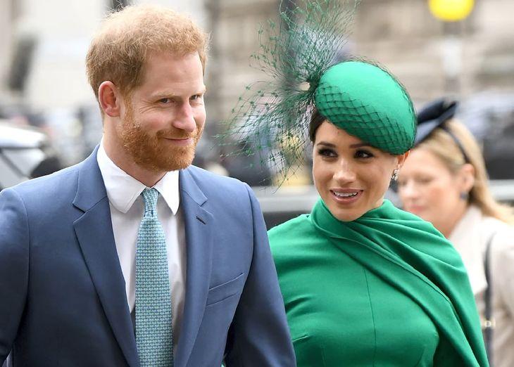 Netflix potwierdził podpisanie umowy z księciem Harrym i księżną Meghan