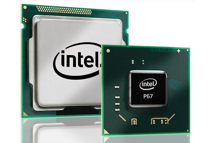 Chipset Intel P67