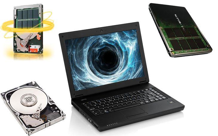 Jaki dysk w laptopie?