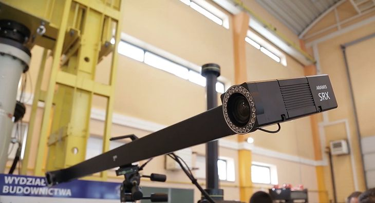 Politechnika Opolska zakupiła nowoczesny system kamer 3D