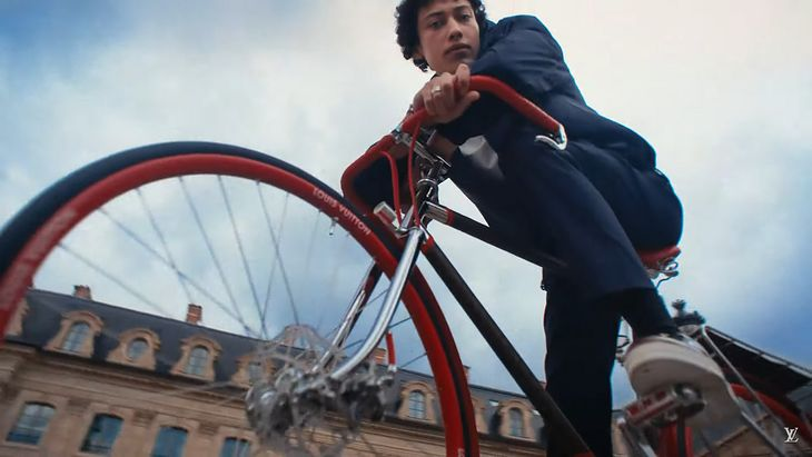 Rower Louis Vuitton