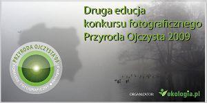 plakat Przyroda Ojczysta 2009