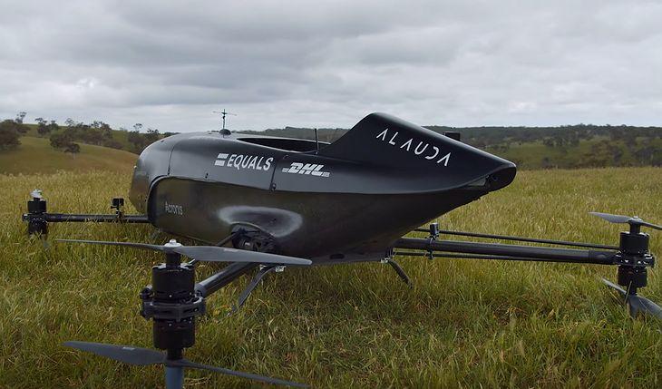 Elektryczny Airspeeder Mk3 zaprezentowany